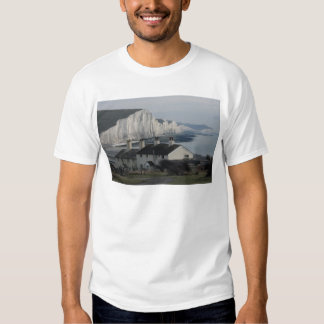 Seven Sisters Cliffs, East Sussex, England, U.K. Tshirt