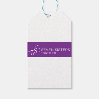 Seven Sisters Gift Wrap Gift Tags