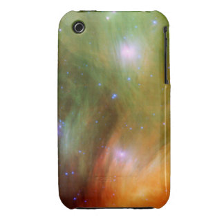 Seven Sisters Pleiades Stars Space iPhone 3 Case