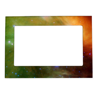 Seven Sisters Pleiades Stars Space Magnetic Frame
