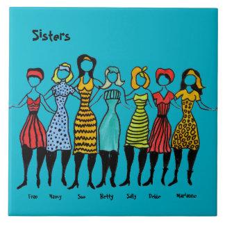 Seven Sisters Tile