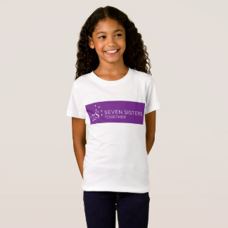 Seven Sisters Together Girls' Nevertheless... T-Shirt