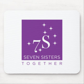 Seven Sisters Together Mouse Pad