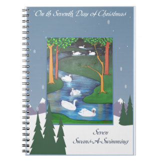 Seven Swans Notebook