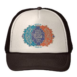 SeVENNties Diagram Hats