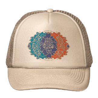 SeVENNties Diagram Trucker Hats