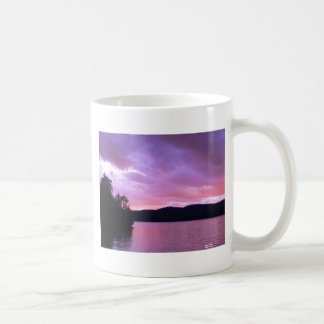 Seventh Lake Sunset II Coffee Mug