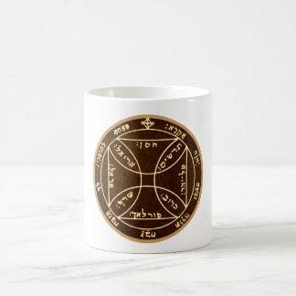 Seventh Pentacle of the Sun Coffee Mug