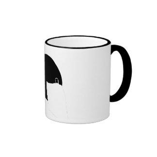 Seventh Seal - mug. Ringer Mug