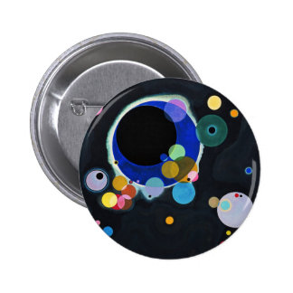 Several Circles Buttons