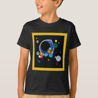 Several Circles by Wassily Kandinsky T-Shirt