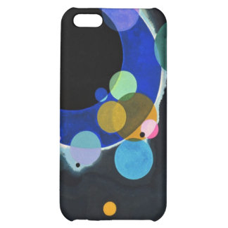 Several Circles Cover For iPhone 5C