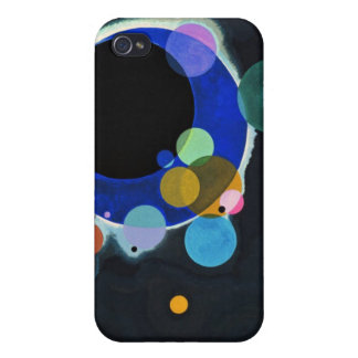 Several Circles iPhone 4 Covers