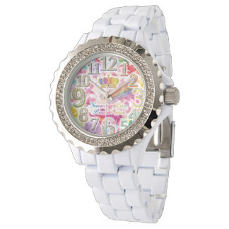 Several secrets & color original line stone wristwatches