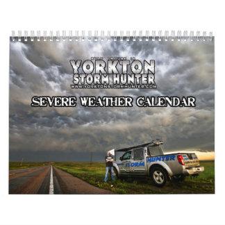 Severe Weather Calendar