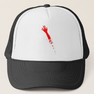 Severed Arm Trucker Hat