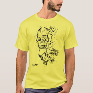Severed N' Sweatin' Steve T-Shirt