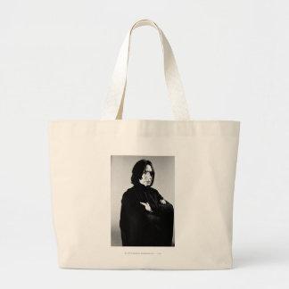 Severus Snape Arms Crossed Jumbo Tote Bag
