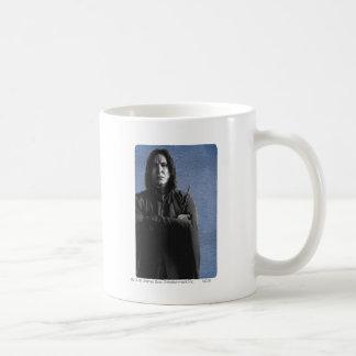 Severus Snape Basic White Mug