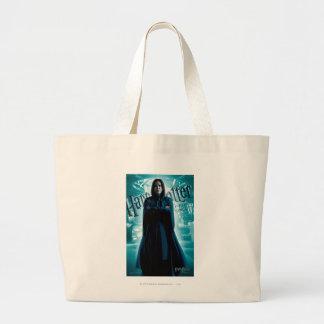 Severus Snape HPE6 1 Canvas Bags