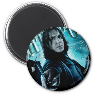 Severus Snape With Death Eaters 1 6 Cm Round Magnet
