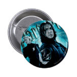 Severus Snape With Death Eaters 1 Buttons