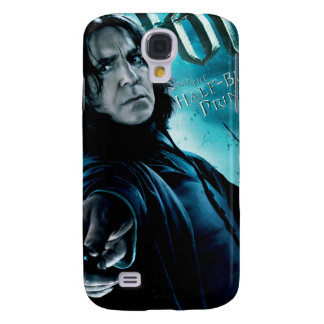 Severus Snape With Death Eaters 1 Galaxy S4 Cases