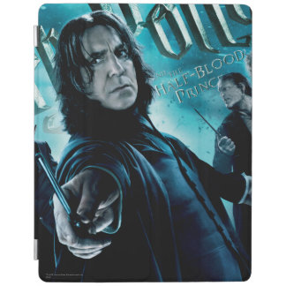 Severus Snape With Death Eaters 1 iPad Cover