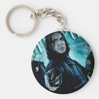 Severus Snape With Death Eaters 1 Key Chain