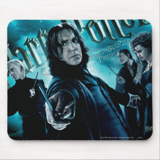 Severus Snape With Death Eaters 1 Mouse Pad