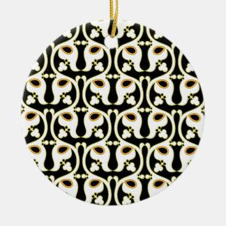 Sevilla Round Ceramic Decoration