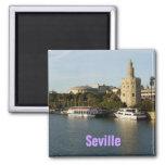 Seville spain magnet