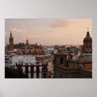 Seville Spain Poster
