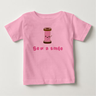 Sew a smile baby T-Shirt