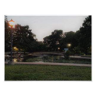 Sewell Park Fine Art Photo Print