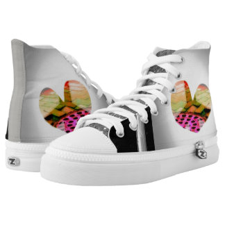 Sewer Love High Tops