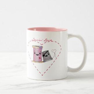 Sewin' Love Coffee Mug