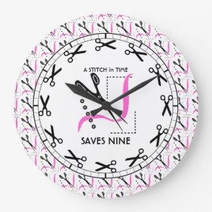 a stitch in a time saves nine