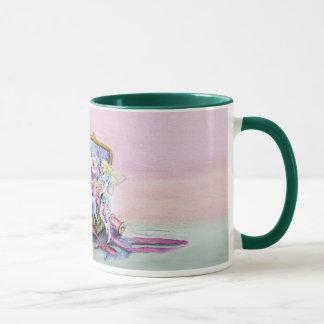 SEWING BOX FAERIE by SHARON SHARPE Mug