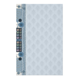 Sewing Enthusiast Stationery