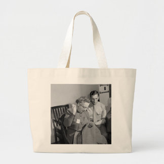 Sewing for the Cause, 1943 Tote Bag