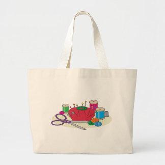 Sewing Large Tote Bag