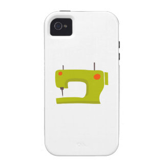 SEWING MACHINE VIBE iPhone 4 CASES