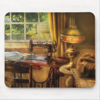 Sewing Machine  - Domestic Sewing Machine Mouse Pad