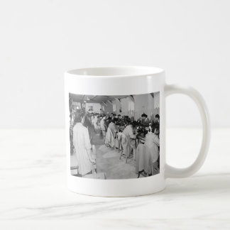 Sewing Machine Girls, 1943 Mug