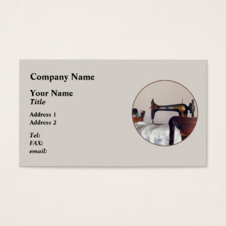 Sewing Room Business Card
