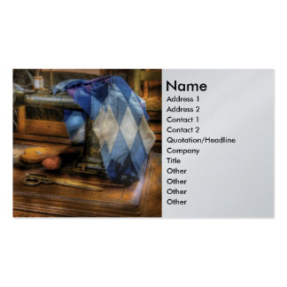 Sewing - Sewing Machine III Pack Of Standard Business Cards
