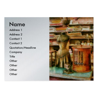 Sewing - Supplies for the Seamstress, Name, Add... Business Card Template