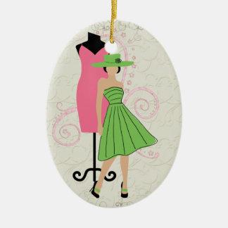 Sewing Tag / Ornament - SRF