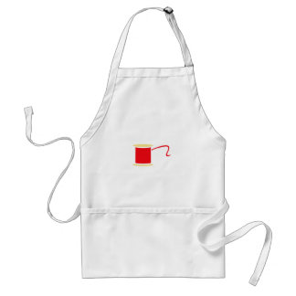 SEWING THREAD APRONS